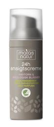 Matas Natur Havtorn & Blåbær 24H Ansigtscr. 50 ml