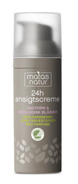 Matas Natur Havtorn & Blåbær 24H Ansigtscreme 50 ml