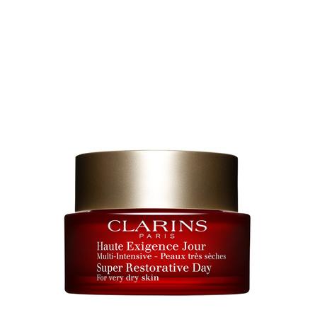 Clarins Super Restorative Day Cream Dry skin, 50 Ml