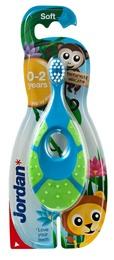 Jordan tandbørste Step 1 Børn 0-2 år