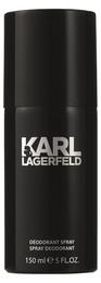 Karl Lagerfeld For Him Deodorant Spray 150 Ml