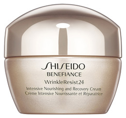 Shiseido Benefiance Wr24 Intense Nourish & Recovery Cream 50 Ml