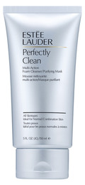 Estée Lauder Perfectly Clean Foam Cleanser/Purifying Mask Normal/Combineret, 150 ml