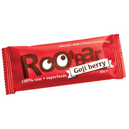 ROO'bar Roobar Goji Bær 30 g - øko