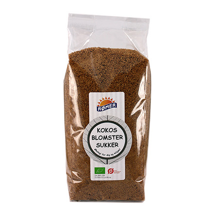 Kokosblomst sukker Ø 500 g