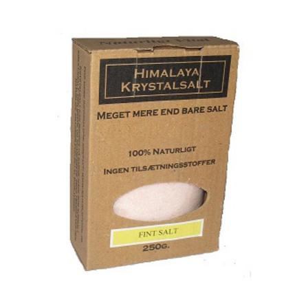 salt uden tilsætningsstoffer