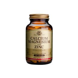 Calcium magnesium +Zink 100 tab