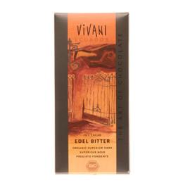 Vivani edel bitter 70% Ø Ecuador-Caribe 100 g