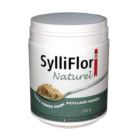 SylliFlor Loppefrøskaller Naturel 250 g
