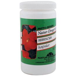 Hibiscus kapsler 400 mg 90 kap