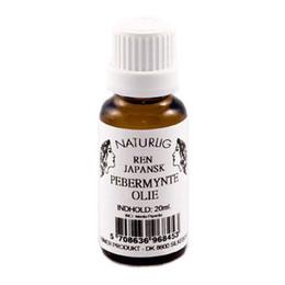 Pebermynteolie 20 ml
