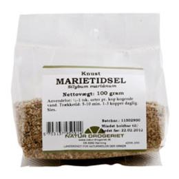 Marietidsel knust 100 g