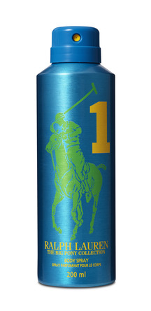 Ralph Lauren Big Pony Men #1 Blue Body Spray 200 ml