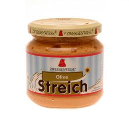 Smørepålæg oliven streich Ø Zwergenwiese 180 g