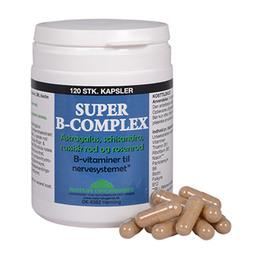 Super B-Complex 120 kap