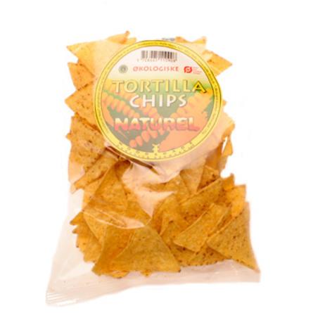Tortilla chips neutral Ø 125 g