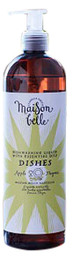 Opvaskemiddel æble timian Maison Belle 500 ml