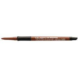 Gosh Copenhagen GOSH TU Eyeliner - with a twist 03 Brownie