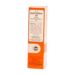 Quentakehl dråber 10 ml