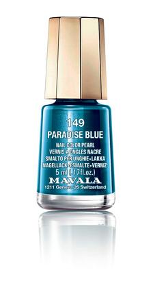 Mavala Mini Color Neglelak 149 Paradise Blue