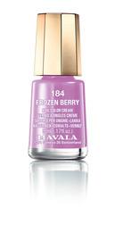 Mavala Mini Color Neglelak 184 Frozen Berry