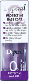 Depend O2  Prot. Basecoat