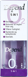 Depend O2 5 in 1