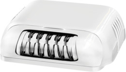 Iluminage epilator head