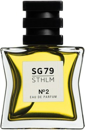 SG79 STHLM NO2 Edp 15ml