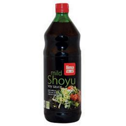 Shoyu mild Bio Lima Ø 1 l
