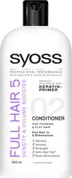 Syoss Conditioner Full Hair 5 500 ml