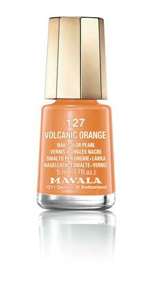 Mavala Mini Color Neglelak 127 Volcanic Orange