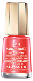 Mavala Mini Color Neglelak 144 Mango Orange