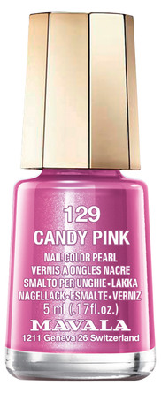 Mavala Mini Color Neglelak 129 Candy Pink