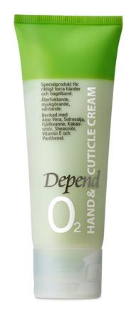 Depend O2 Hand & Cuticle Creme