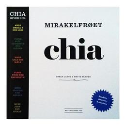 Bøger Mirakelfrøet chia bog