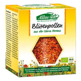 Allos Blomsterpollen, bipollen Øko 200 gr.