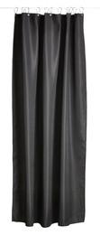 Zone Badeforhæng ,  Sort, Lux, Polyester, 170 g,20