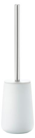 Zone Toiletbørste nova/hvid, 10.3 x 37cm