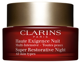 Clarins Super Restorative Night Cream Normal skin, 50 Ml
