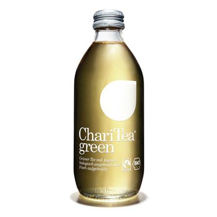 ChariTea Green Øko 330 ml Grøn te