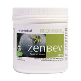 Biosential Zenbev Citron Instant Drikkepulver Øko 250 gr.