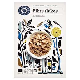Fibre flakes gl.fri Doves Ø 375 g