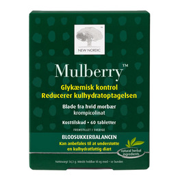 Mulberry 60 tab
