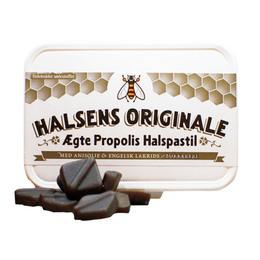Propolis halspastil engelsk lakrids 50 g