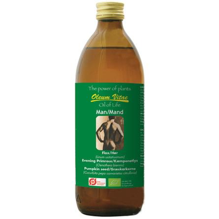Oil of life Mænd Ø 500 ml