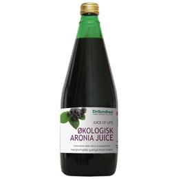 Aronia saft u. tilsat sukker Ø 700 ml