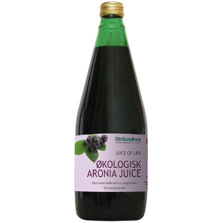 Aronia saft sød Ø 700 ml