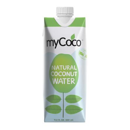 myCoco MyCoco Coconutwater 330 ml