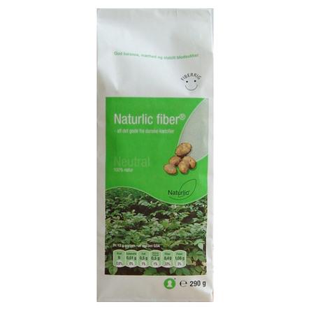 Naturlic fiber neutral glutenfri 290 g